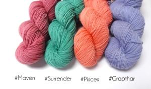 Spring Color Inspiration Names