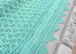 Water Shawl 1